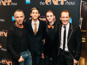 The Cher Show producer Jeffrey Seller with his family.