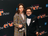 Mean Girls co-creators and power couple Tine Fey and Jeff Richmond have a date night out.