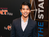 Aladdin star Telly Leung travels from Agrabah for The Cher Show.