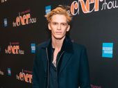 New Anastasia star Cody Simpson poses for the camera.