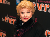 Famed cabaret singer Marilyn Maye steps out to celebrate The Cher Show.