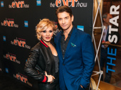 Current Pretty Woman stars and married couple Orfeh and Andy Karl make an appearance.