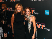 Today host Hoda Kotb with producer Joanne LaMarca Mathisen.