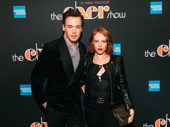 Recent Waitress star Erich Bergen with former Beautiful star Jessica Keenan Wynn.