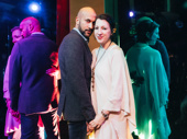 Comedian Keegan-Michael Key and wife, Elisa Pugliese.