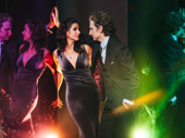 The Cher Show's Stephanie J. Block with husband Sebastian Arcelus.