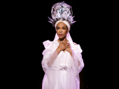 Michelle Williams as Erzulie in Once On This Island.
