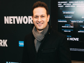 Screen and stage star Josh Charles makes an appearance.