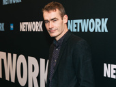 Tony-winning producer Rufus Norris steps out for the night.
