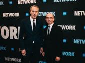 Network's director Ivo Van Hove with his partner, set and lighting designer Jan Versweyveld.