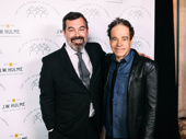 Spring Awakening creators Duncan Sheik and Steven Sater get together.
