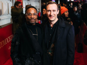 Tony winner Billy Porter and Adam Porter-Smith hit the red carpet.