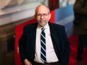 Bob Balaban attends opening night of To Kill a Mockingbird.