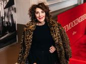 Tony winner and Gary-bound star Andrea Martin strikes a pose.