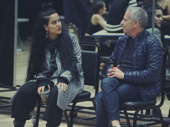 Choreographer Sonya Tayeh and executive producer Marc Platt chat behind the scenes.