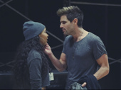 Tinashe and Brennin Hunt are playing Mimi Marquez and Roger Davis in Fox's Rent Live!