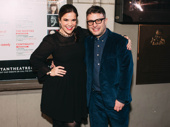 Lindsay Mendez reunites with her Significant Other director Trip Cullman, who is at the helm of Choir Boy.