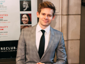 Broadway fave Andrew Keenan-Bolger suits up.