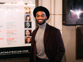 Frozen's Jelani Alladin played Jeremy Pope's role in Choir Boy at Washington, D.C.'s Studio Theatre.