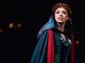 Kaley Ann Voorhees as Christine in The Phantom of the Opera.