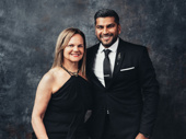 TCG's CEO/Executive Director Teresa Eyring and COO/Deputy Director Adrian Budhu