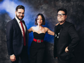 The Fabulous Invalid podcast hosts Rob Russo, Leslie Kritzer and Jamie DuMont