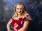 "Broadway alum Ali Stroker performed ""I Can't Say No"" from Oklahoma!"