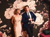Orfeh and Andy Karl play Kit De Luca and Edward Lewis, respectively.