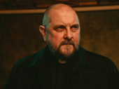 """""""What's most interesting about playing Father Horrigan is that as an actor, I get to explore the disintegration of a man who is fundamentally good.""""Charles Dale (Father Horrigan)"""