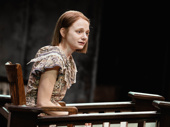 Erin Wilhelmi as Mayella in To Kill a Mockingbird
