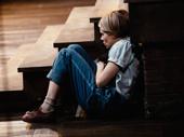 Celia Keenan-Bolger as Scout in To Kill a Mockingbird.