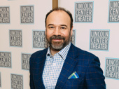 Current My Fair Lady star Danny Burstein played Pellinore.