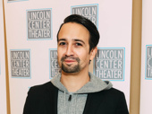 Hamilton creator Lin-Manuel Miranda played King Arthur in the one-night benefit.