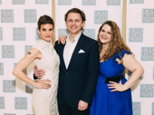 Jenn Collela joins fellow Camelot stars Pretty Woman's Jason Danieley and Bonnie Milligan.