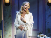Kelli O'Hara as Lilli Vanessi in Kiss Me, Kate.