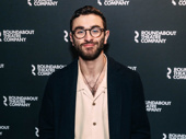 Broadway alum Ricky Ubeda hits the red carpet.