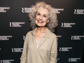 Two-time Tony nominee Mary Beth Peil has arrived.