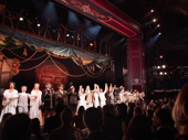 Congrats to the cast of Kiss Me, Kate! Experience this classic musical comedy at Studio 54 through June 2.