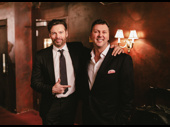 Harry Connick Jr. and Kiss Me, Kate choreographer Warren Carlyle