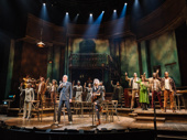 """The Hadestown cast and composer Anaïs Mitchell perform """"Why We Build the Wall."""""""
