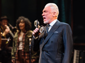 """Patrick Page as Hades sings """"Why We Build the Wall."""""""