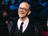 Broadway legend Joel Grey attends opening night of Ain't Too Proud.