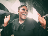 Tony nominee and Ain't Too Proud executive producer Danielle Brooks.