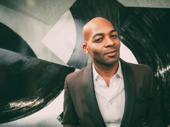 Tony nominee Brandon Victor Dixon.