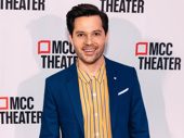 Be More Chill standout Jason Tam looks sharp.