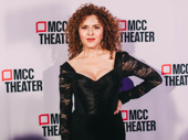 Broadway legend Bernadette Peters knows how to work a red carpet.