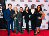 Pretty Woman pals Andy Karl, Orfeh, Tommy Bracco, Paula Wagner, Kingsley Leggs and Allison Blackwell unite at Miscast.