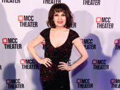 The Prom star Beth Leavel has arrived.