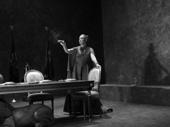 Elizabeth Marvel as Goneril in King Lear.