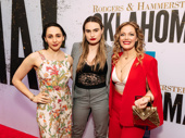 Upcoming Jagged Little Pill stars Lauren Patten, Kathryn Gallagher and Elizabeth Stanley get together.